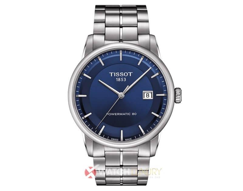 Đồng hồ Tissot mặt xanh - bùa hộ mệnh của người mệnh Mộc