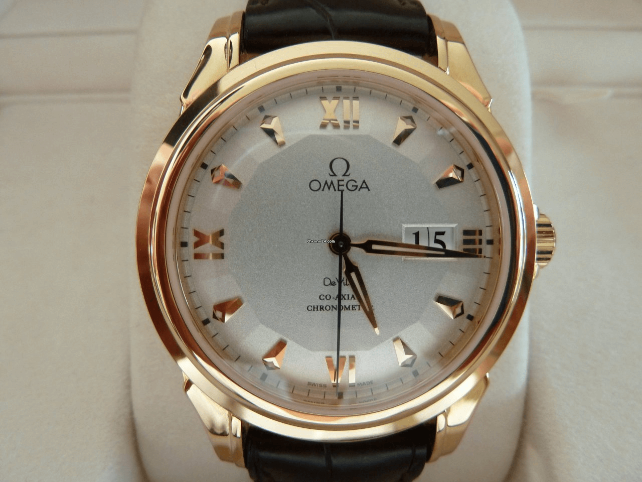 10 chiếc đồng hồ làm xoay chuyển thế giới