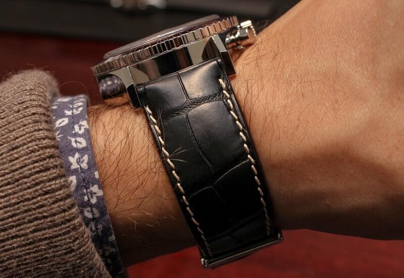 đồng hồ Longines dây da