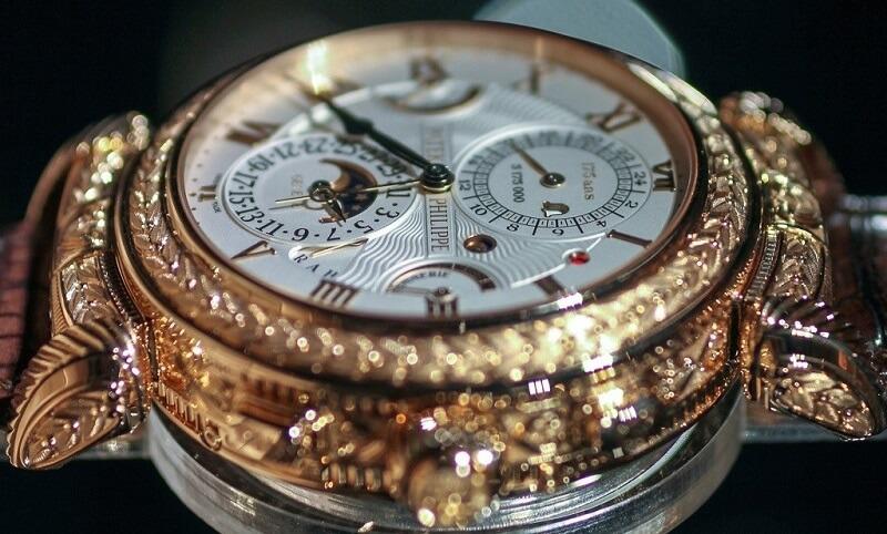 đồng hồ cơ đắt nhất thế giới