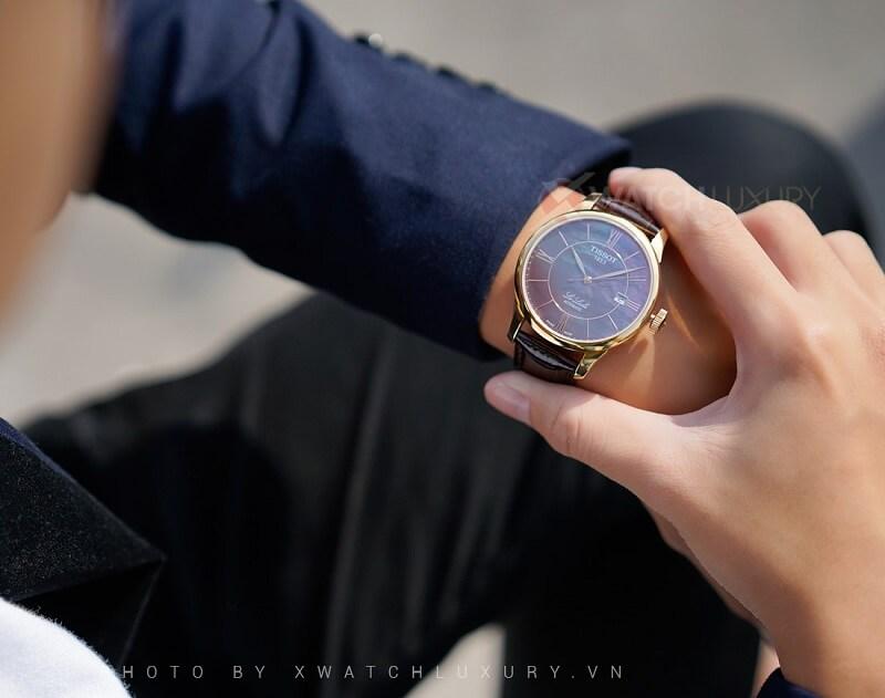 """BST """"đồng hồ chú rể"""" sang trọng - lịch lãm trong mùa cưới"""