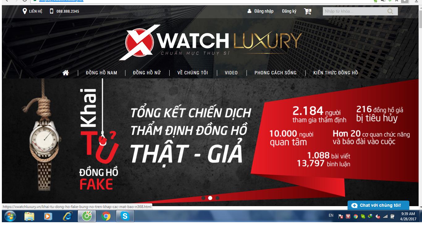 Giá bán đồng hồ Thụy Sỹ xách tay vì sao rẻ hơn mua tại cửa hàng?