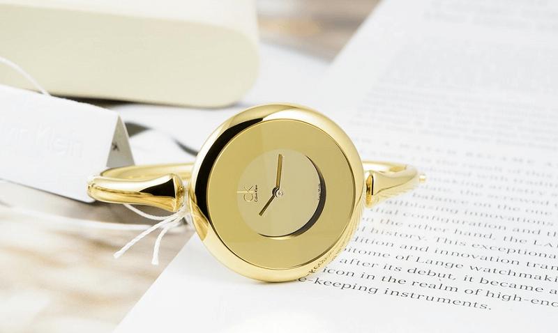 Đồng hồ cK nữ - vinh danh người phụ nữ hiện đại