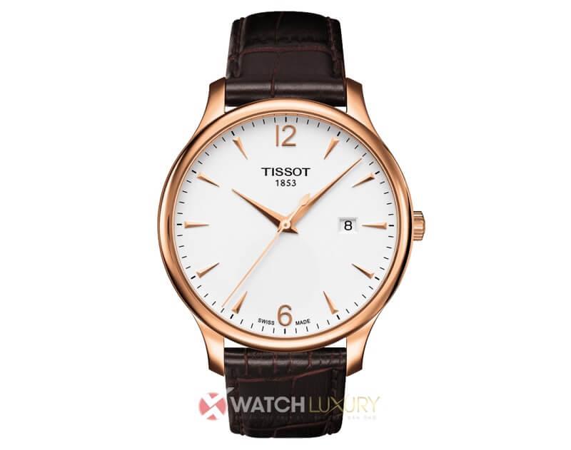 3 mẫu đồng hồ nam size 38 - 40 hiệu Tissot đáng mua nhất năm 2017
