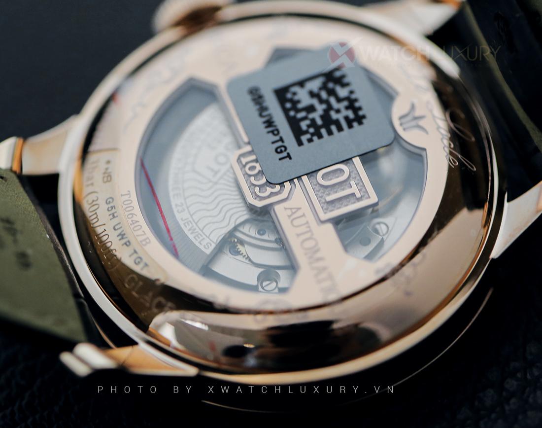 TOP 5 đồng hồ Tissot - không chỉ là nỗi khát khao