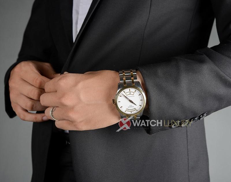 Đồng hồ nam 36mm - cứu nguy đàn ông cổ tay nhỏ