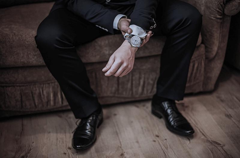 chọn vị trí đeo đồng hồ