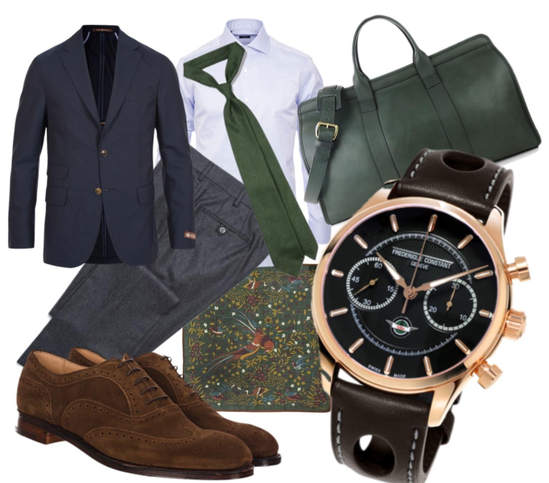 Tư vấn lựa chọn đồng hồ đeo tay cho nam doanh nhân