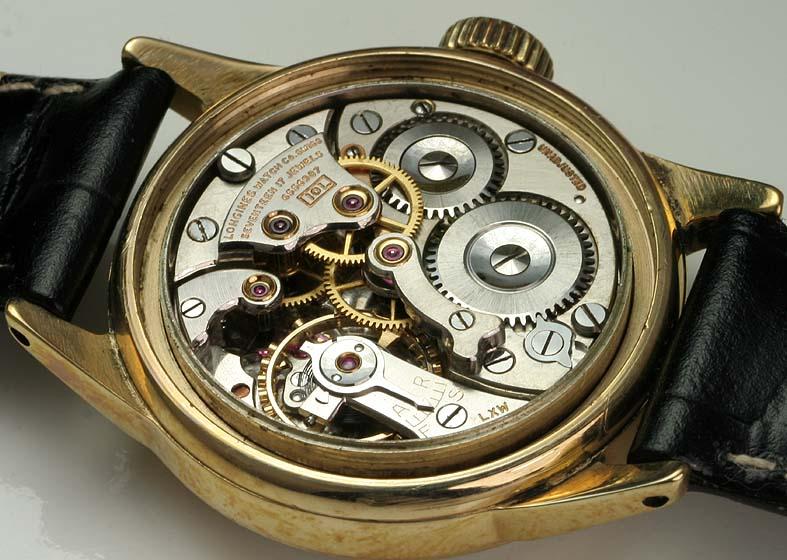 Tính nghệ thuật trong các loại máy đồng hồ đeo tay