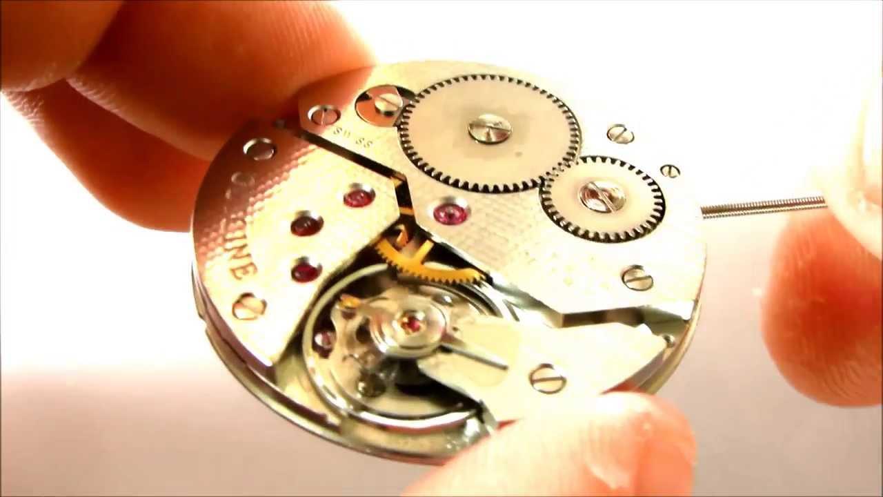 Các cấp độ máy đồng hồ ETA