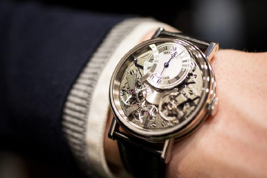 Breguet một trong các hãng đồng hồ nổi tiếng thế giới