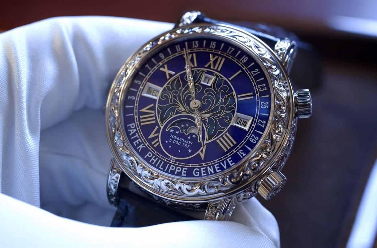 Vẻ đẹp của các hãng đồng hồ nổi tiếng thế giới