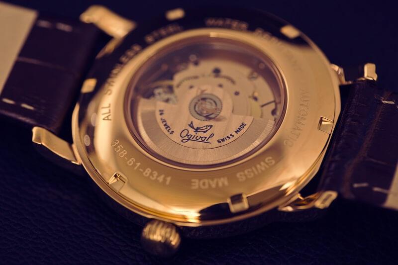đánh giá đồng hồ Ogival