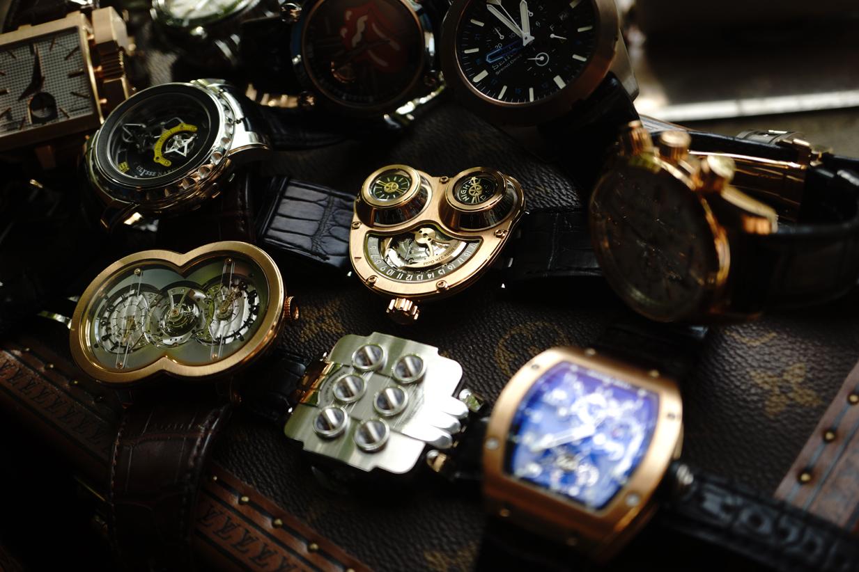 đồng hồ Thụy Sỹ chính hãng ở Hà Nội