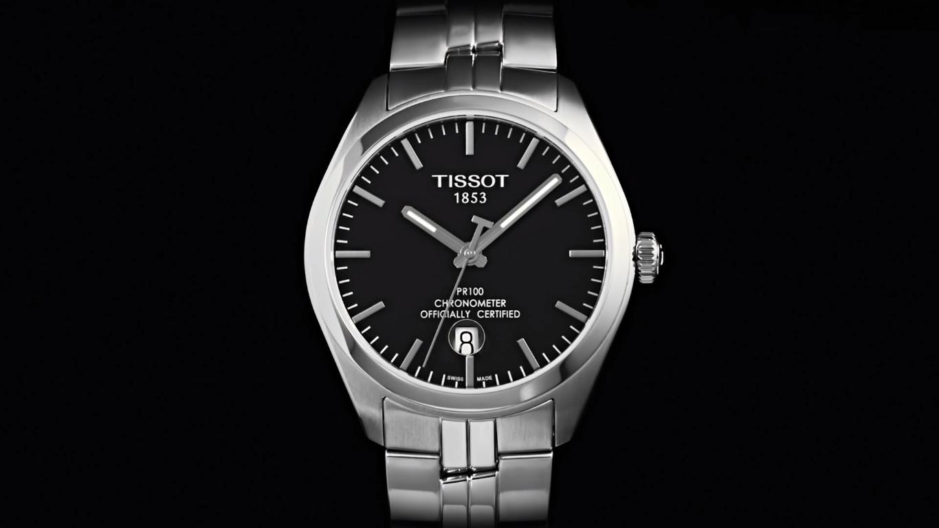 Đồng hồ Tissot Pr100 thanh lịch
