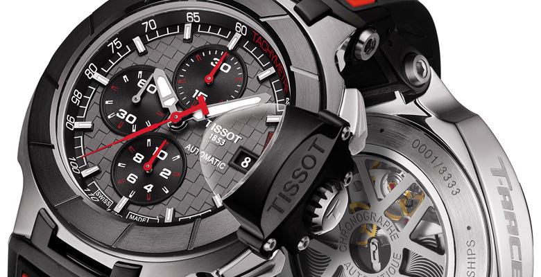 Đồng hồ Tissot 6 kim chính xác