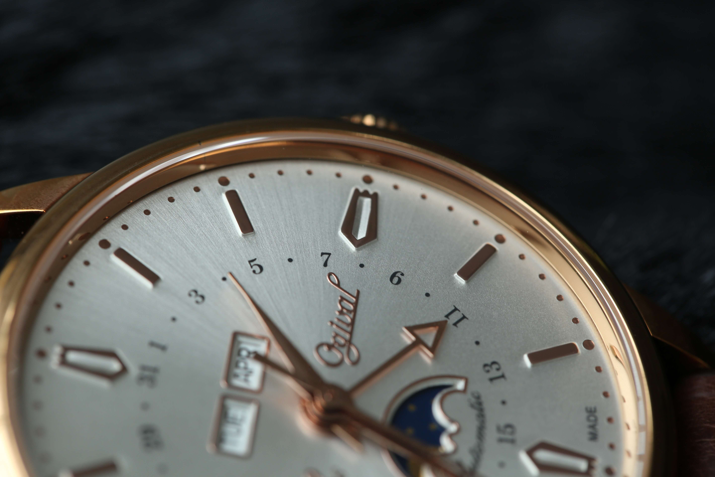Khám phá lịch sử thương hiệu đồng hồ Ogival