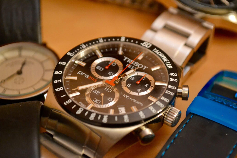 Đồng hồ Tissot Prs 516 Quartz chronograph