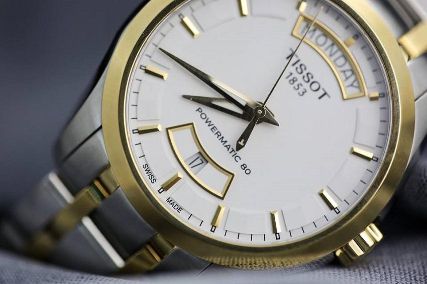 đồng hồ tissot giá bao nhiêu