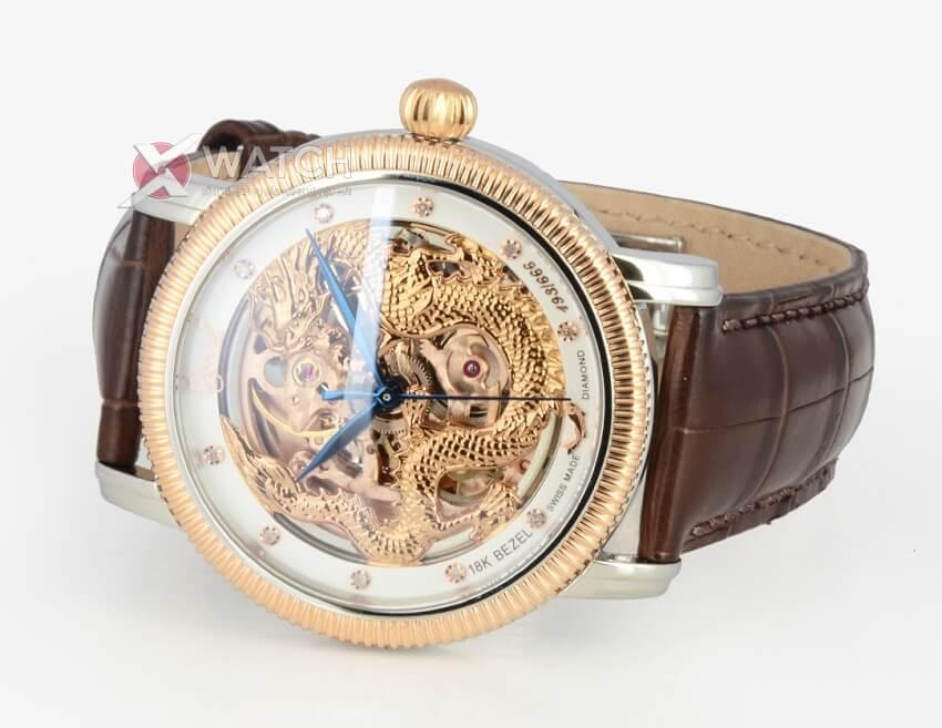 đồng hồ Ogival phiên bản rồng long thần