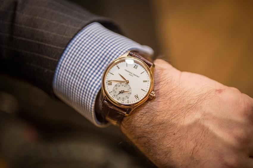 Thương hiệu đồng hồ frederique với thiết kế đậm chất thụy sỹ