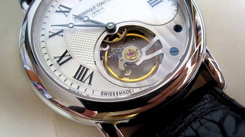 công nghệ độc quyền của thương hiệu đồng hồ frederique constant