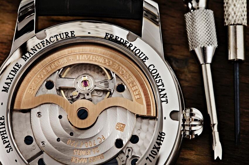 Thương hiệu đồng hồ Frederique Constant bản sắc Thụy Sỹ hiện đại