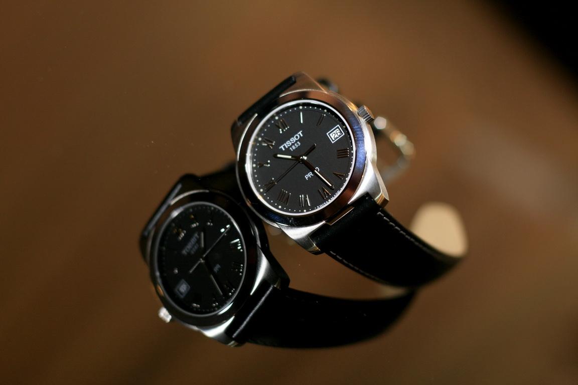 đồng hồ Tissot pr50 automatic