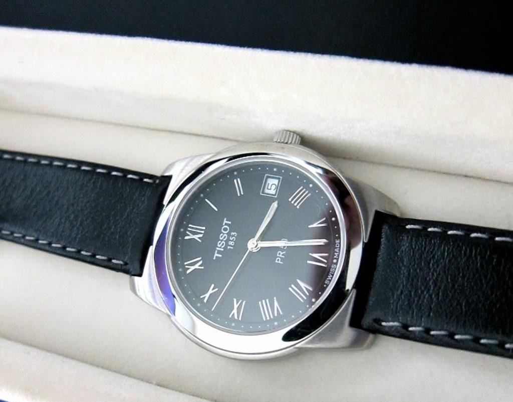 sức hút của đồng hồ Tissot pr50 automatic
