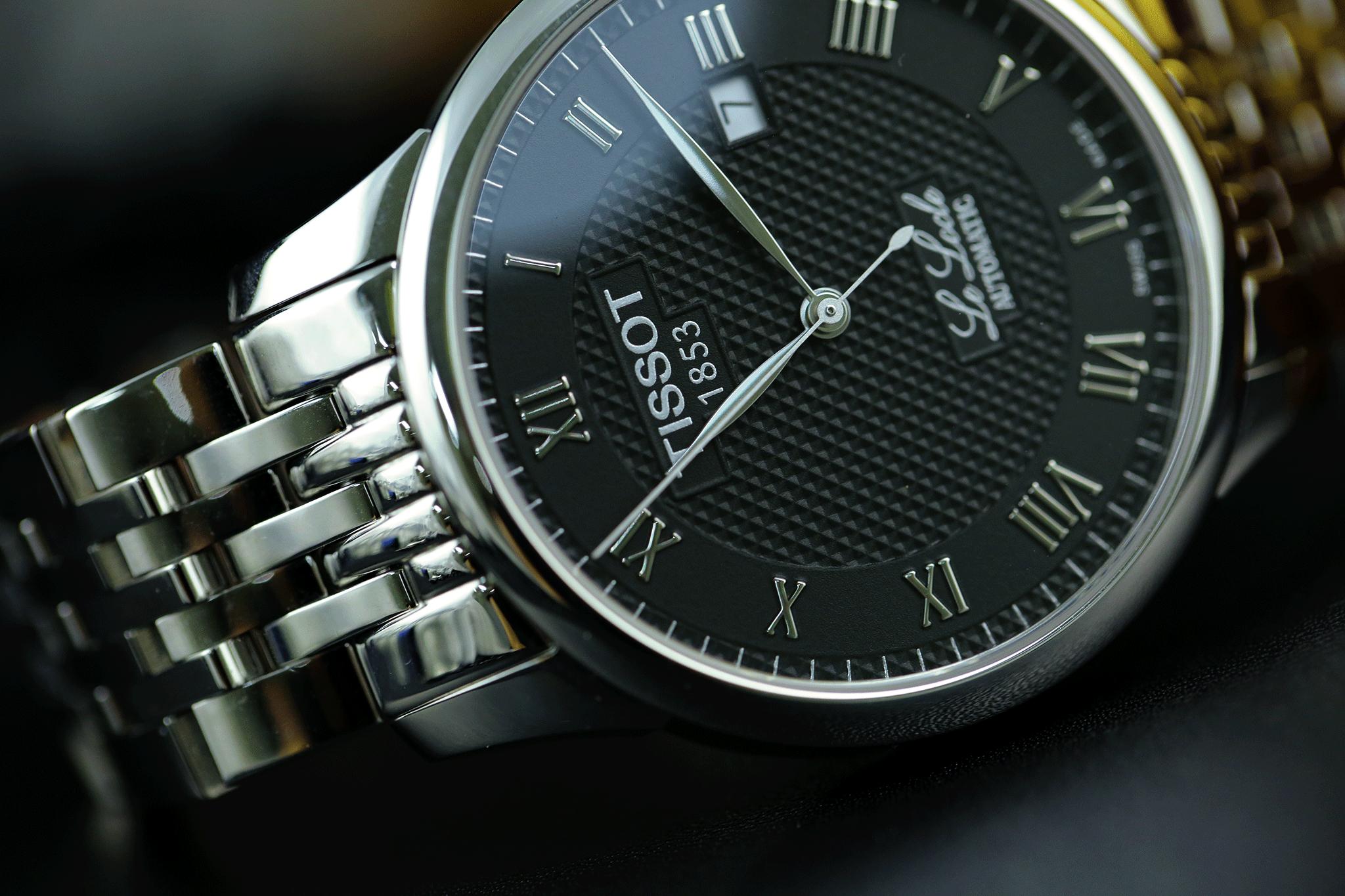 5 mẫu đồng hồ Tissot: không chỉ là nỗi khát khao