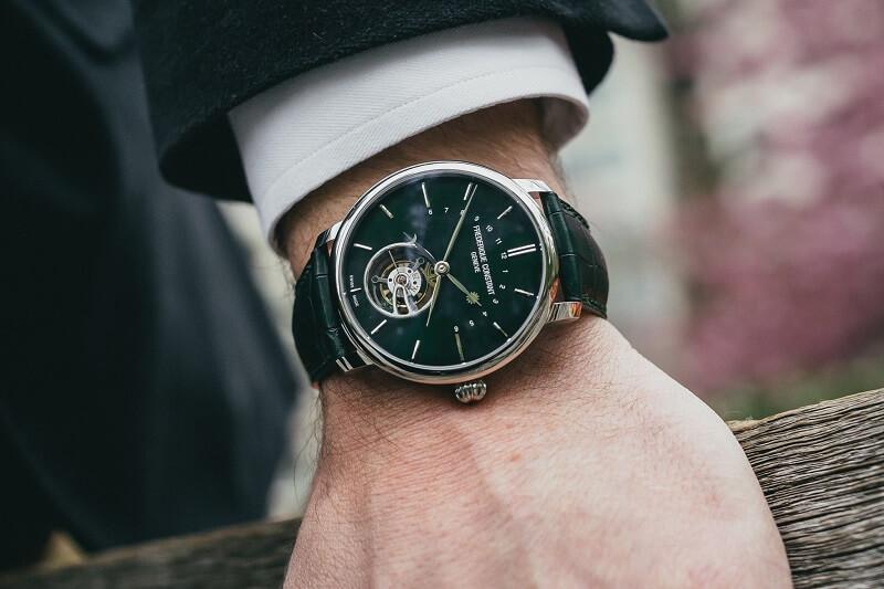 Chất lượng vượt trội của đồng hồ Frederique Constant