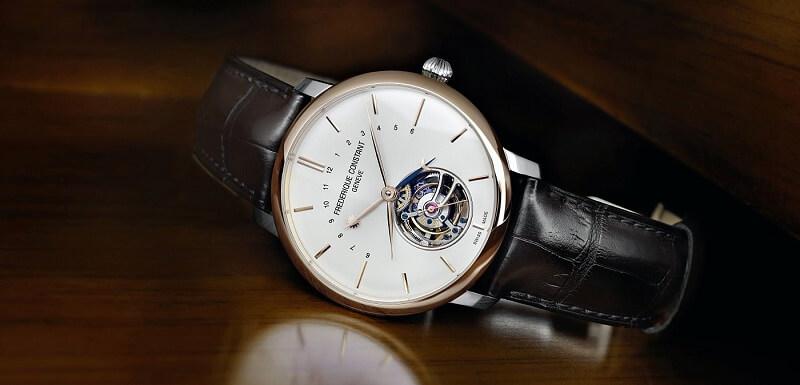 Đồng hồ Frederique Constant tourbillon