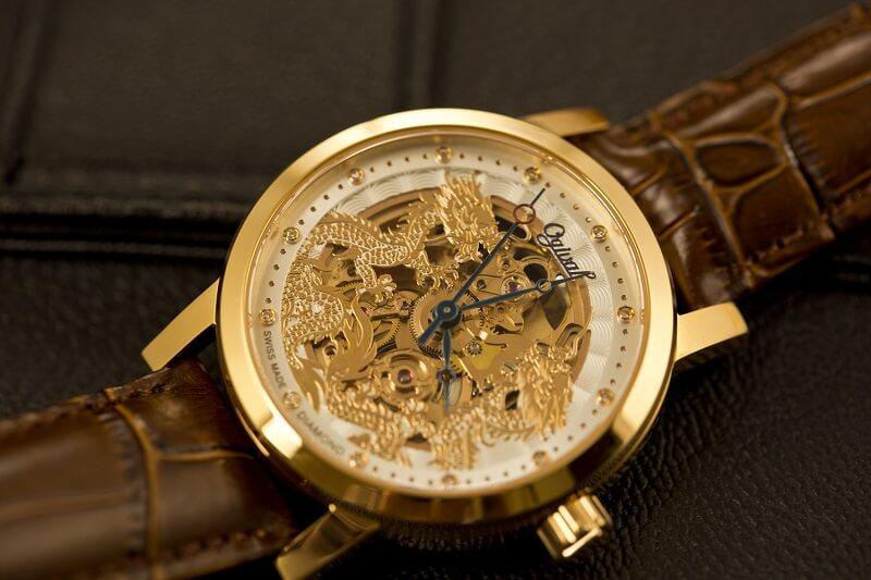 Sự tinh xảo của mẫu đồng hồ Ogival