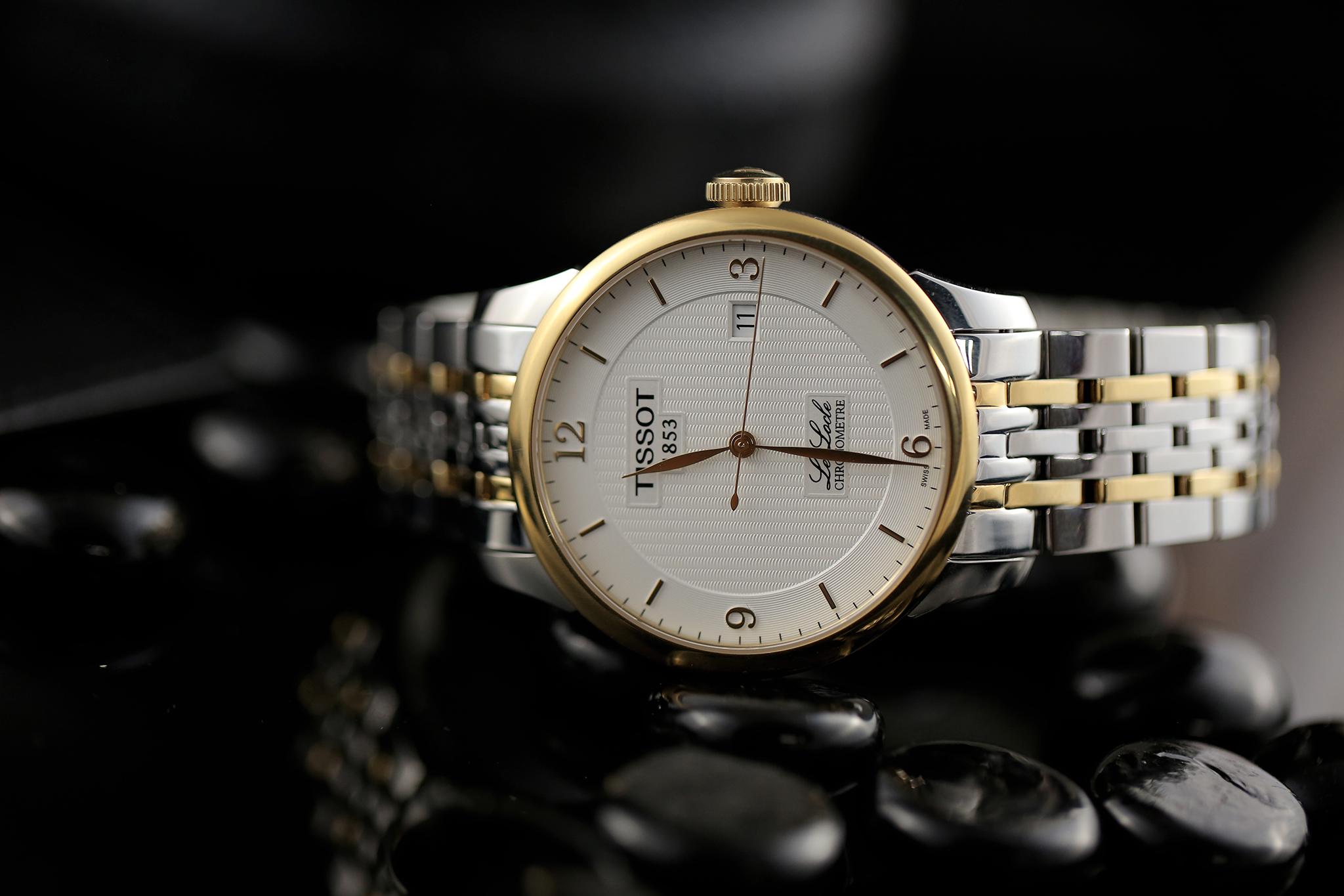 Chiêm ngưỡng Tissot Watch T-Gold – Bộ sưu tập đầy quyền lực