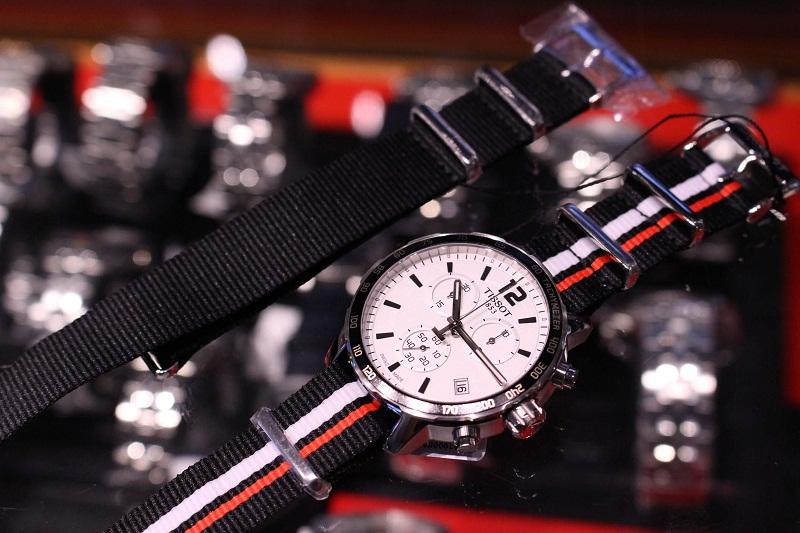 đồng hồ Tissot Quickster Nato