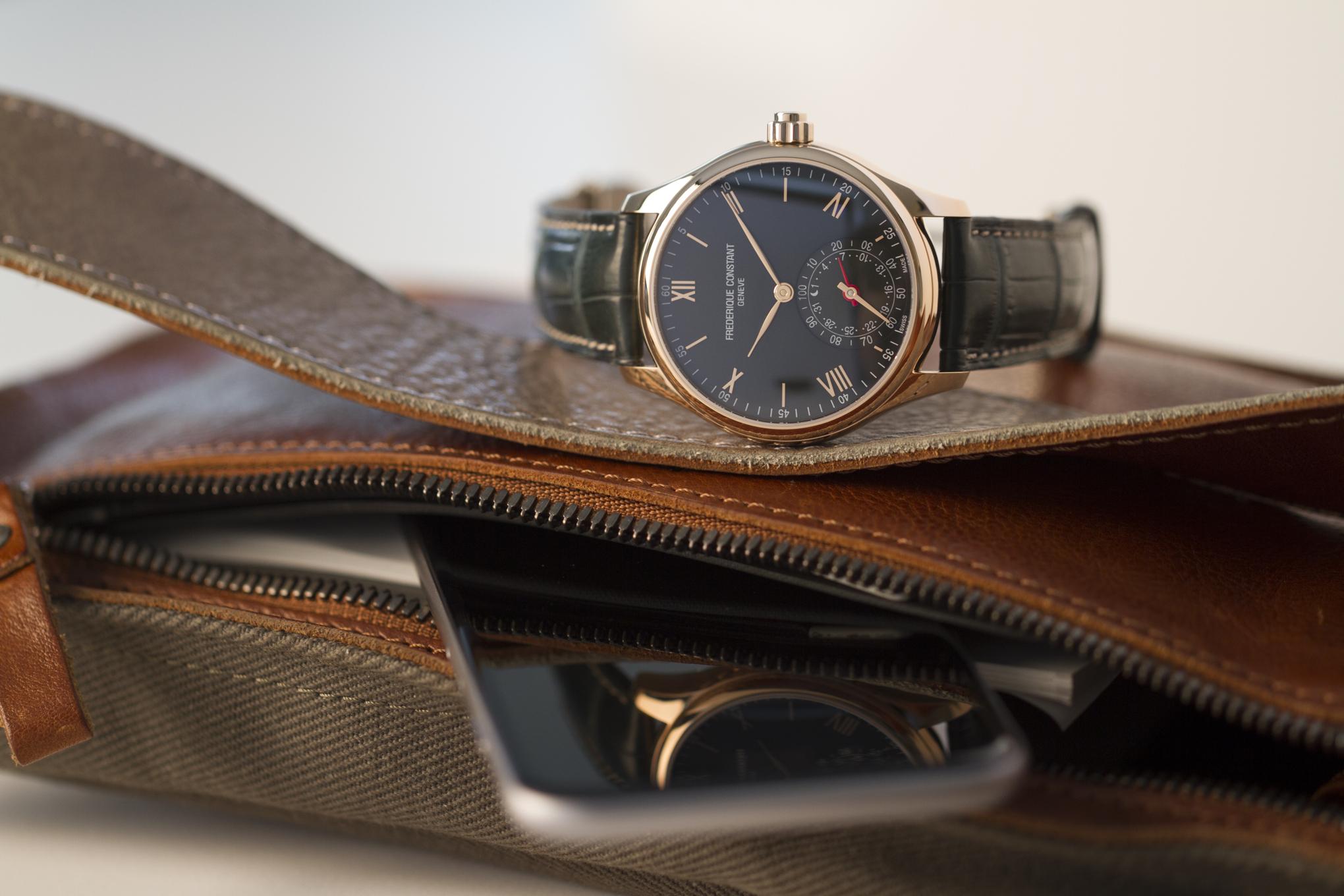 Mua đồng hồ Frederique Constant thay vì Lamborghini huyền thoại ?
