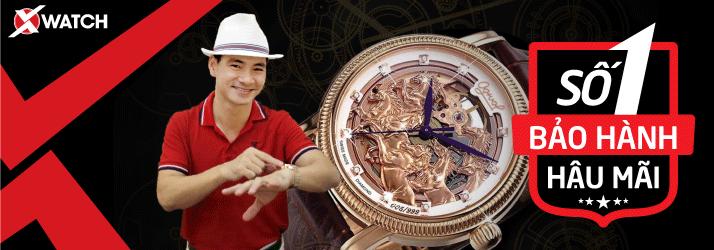 Mách bạn địa chỉ sửa chữa đồng hồ Tissot uy tín