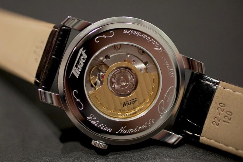 Máy đồng hồ Tissot