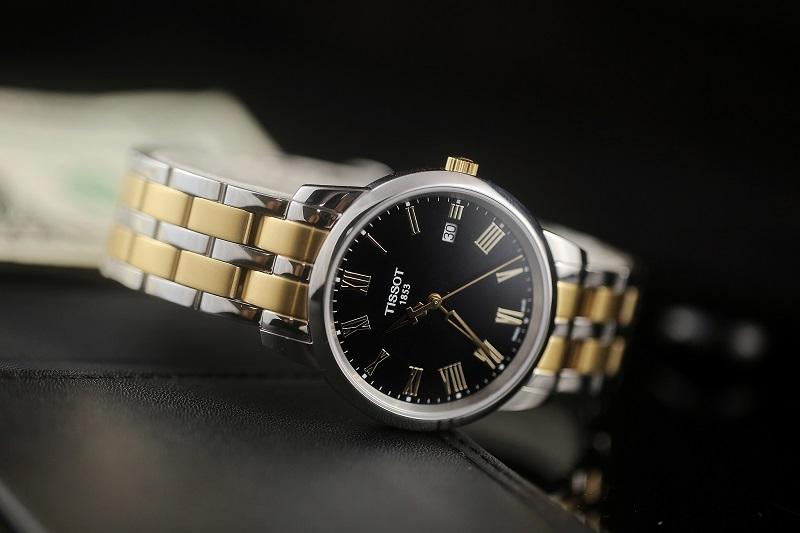 đồng hồ Tissot cổ điển T classic