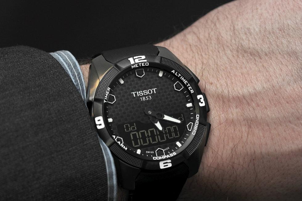 Sự hấp dẫn của đồng hồ Tissot dây cao su