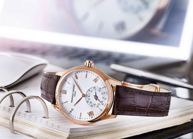 đồng hồ doanh nhân của Frederique Constant