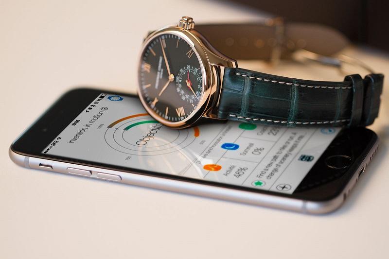 đồng hồ Frederique Constant smartwatch