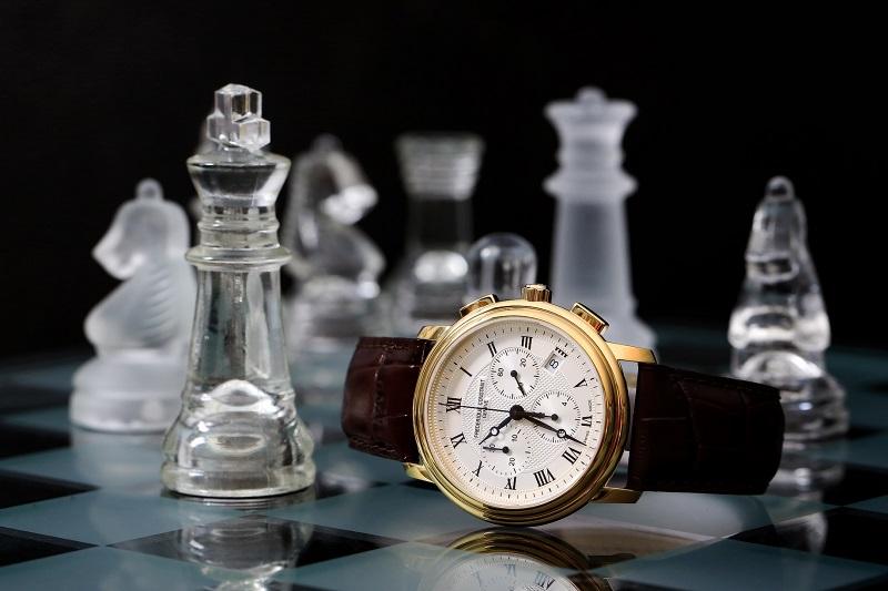 đồng hồ Frederique Constant dành cho doanh nhân