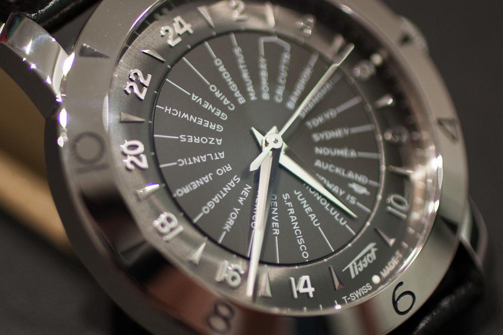 Chất lượng trên những chiếc đồng hồ Tissot Heritage