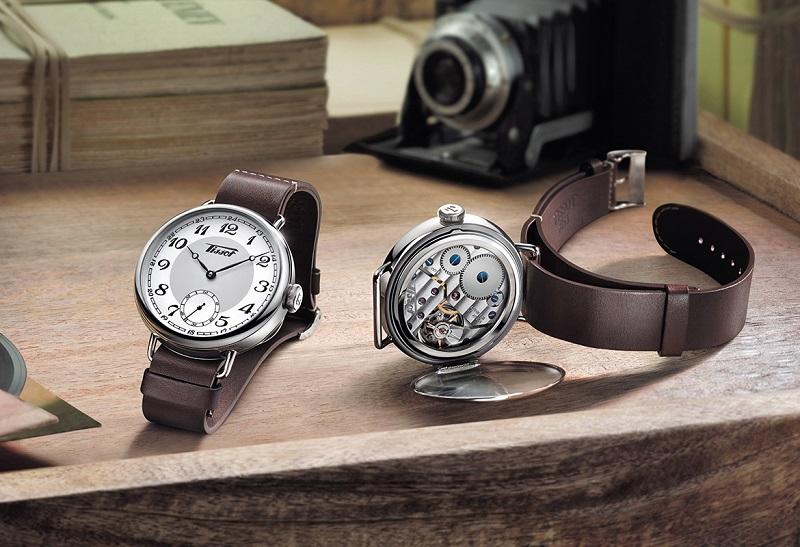 đồng hồ Heritage và những cá tính khác biệt
