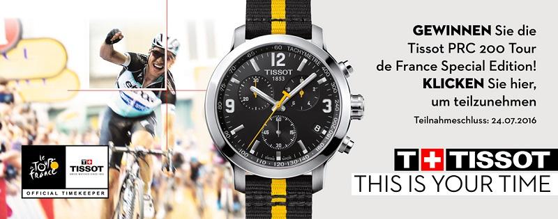 Tissot Tour de France đầy phong cách