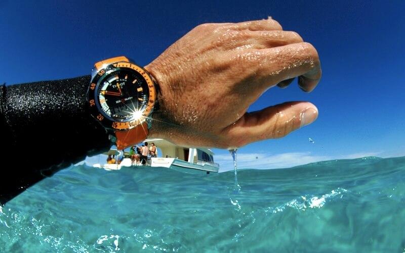 đồng hồ Tissot với khả năng chống chịu tốt