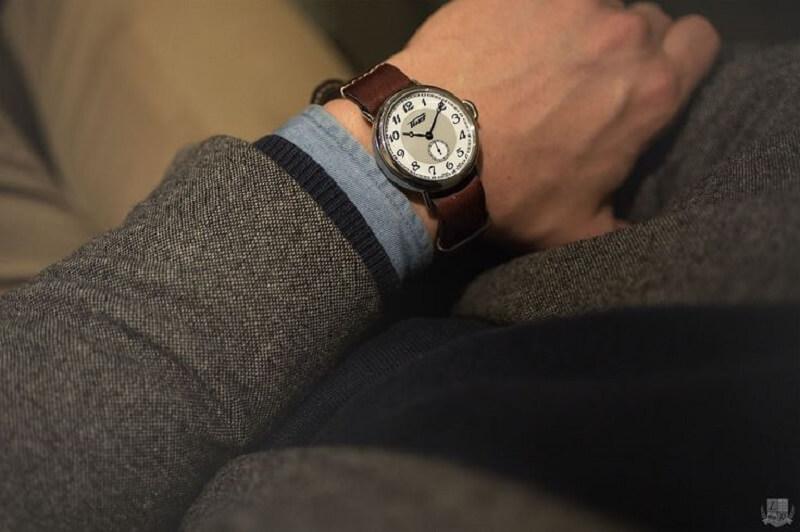 Sở hữu đồng hồ Tissot cần để ý tới size cổ tay