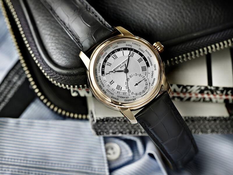 2 lưu ý chính xác khi sử dụng đồng hồ Frederique Constant