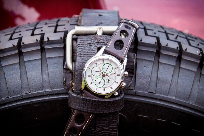 đồng hồ frederique constant Healy rally